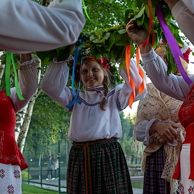 CELEBRATION OF KUPALLE